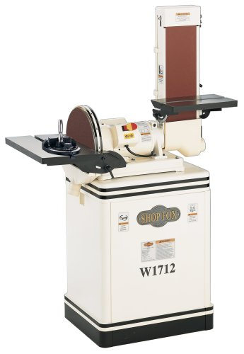 SHOP-FOX-W1712-15-Horsepower-612-Inch-Combination-Disc-and-Belt-Sander