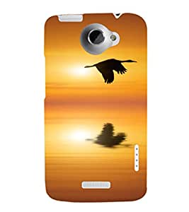 EPICCASE Beautiful Nature Mobile Back Case Cover For HTC One X (Designer Case)