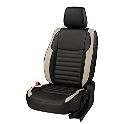 FRONTLINE PU Leather Seat Cover For Hyundai Grand i10