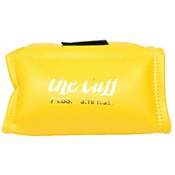 Cando 10-0211 Lemon Cuff, 7 lbs Weight, For Wrist or Ankle