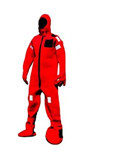 Mustang Oversize Adult Survival Neoprene SOLAS Immersion Suit by Mustang