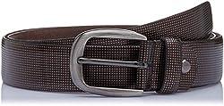Dandy AW 14 Brown Leather Men's Belt (MBLB-269-M)