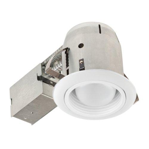 Recessed Lighting Upgrade : Globe electric  inch recessed lighting kit