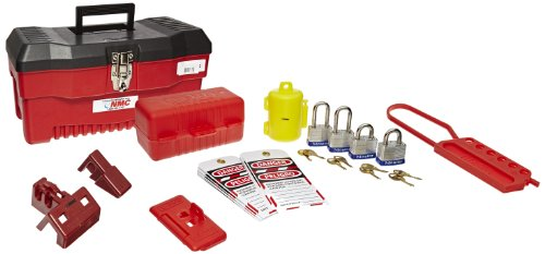 Nmc Skebbi 29 Piece Bilingual Electrical Lockout Starter Kit