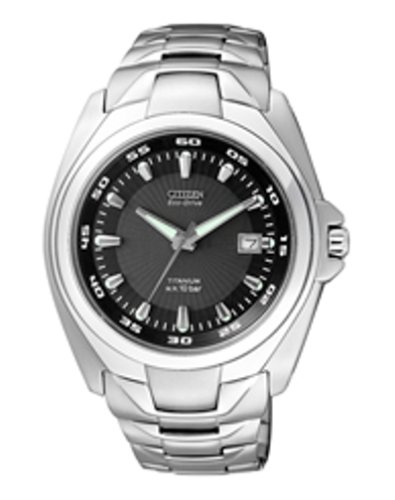 Watch Citizen Super Titanium Bm6460-59e Men´s Black