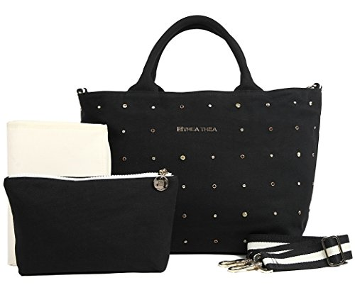 THEA THEA Madison Baby Baby/diaper Bag (Black)