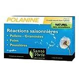Santé Verte - Polanine Réactions saisonnières - 30 comprimés