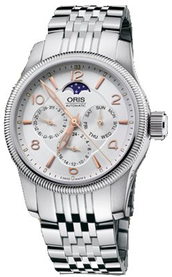 Oris Men's 01 581 7627 4061 07 8 20 76 Big Crown Silver Dial Watch by Oris