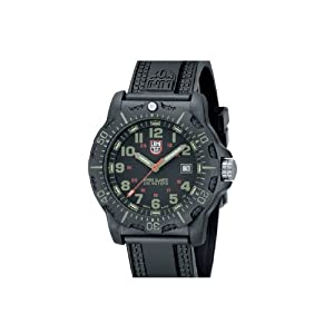 Luminox Men's 8817 Navy Seal Black Dial Watch