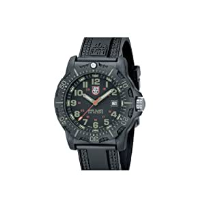 Luminox Men's 8817 Navy Seal Black Dial Watch