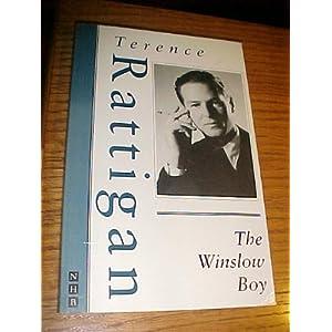 The Winslow Boy - Terence Rattigan