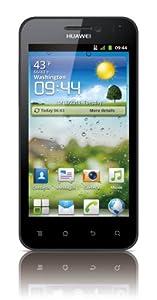 Huawei Honour Smartphone GSM/EDGE/HSDPA Quadribande Bluetooth GPS Wifi Android Noir