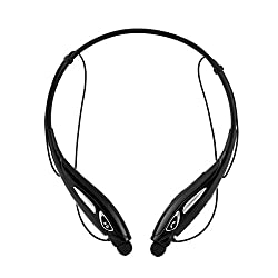 Mobilegear HBS-770 Wireless Bluetooth Headphone With TF Card Support & Noise Reducing Sports Headset