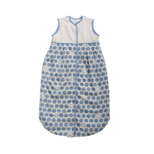 #1 Stokke Sleepi Sleeping Bag, Dots Blue