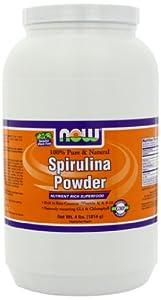 100% Natural Hawaiian Spirulina Powder, 4 lbs. (1814 g)