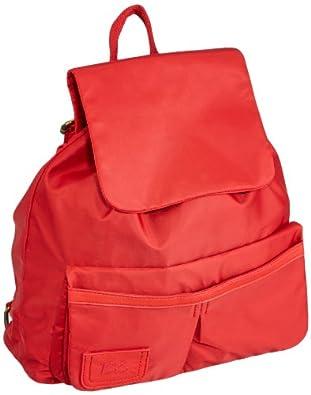 Betty Barclay New Melody K-176 NY 19, Borsa a zainetto, 27x34x11 cm (L x A x P), Rosso (Rot (red)), 27x34x11 cm (L x A x P)