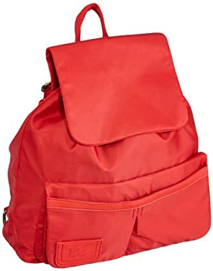 Betty Barclay New Melody K-176 NY 19, Borsa a zainetto, 27x34x11 cm (L x A x P), Rosso (Rot (red)), 27x34x11 cm (L x A x P)