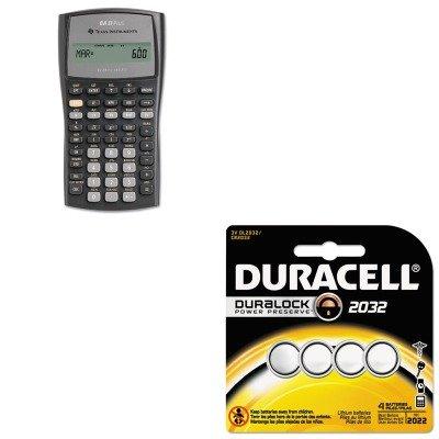 kitdurdl2032b4pktexbaiiplus-value-kit-texas-instruments-baiiplus-financial-calculator-texbaiiplus-an