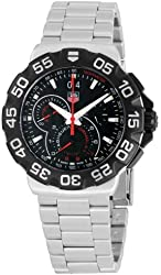 TAG Heuer Men's CAH1010BA0860 Formula One Black Dial Watch