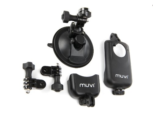 Veho VCC-A020-USM Universal Suction Mount with Cradle and Tripod Mount