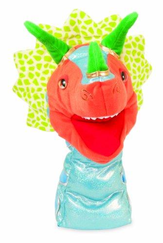Manhattan Toys Prehistoric Pals Trip Triceratops - 1