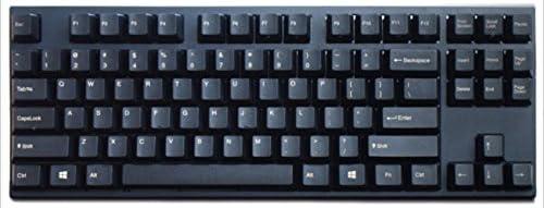 KEYCRAFTSキークラフト ゲーミングキーボード 87 BLS Cherry MX青軸スイッチ採用 テンキーレス 英語87キー配列 CR-210BL-BBLE