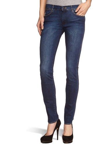 Wrangler - Vaqueros skinny / slim fit para mujer, talla W24 /...