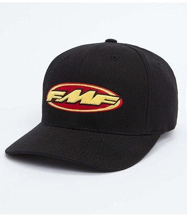 14efbf16be0ae FMF Racing Men s The Don Hat Black Small Medium - Richard J. Daviset
