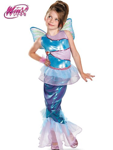 Winx Club: Bloom Mermaid Deluxe Kids Costume