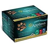 Applaws Katze Portionsbeutel Multipack mit Fisch 6 x 70g, 1er Pack (1 x 420 g)