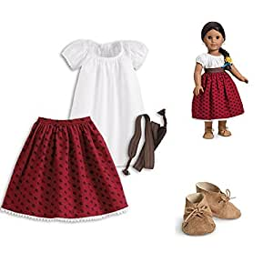 american girl josefina meet outfit American girl seems to give josefina the least clothing and her collection is the i totally recommend josefina's feast outfit meet the dolls.