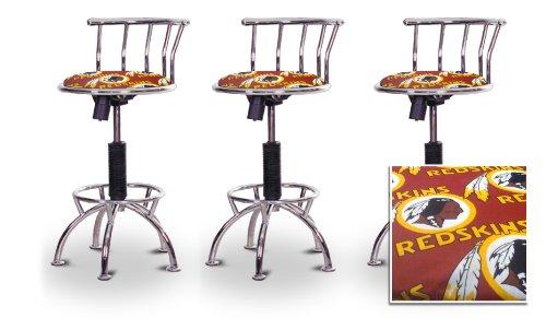 Washington Redskins Bar Stools Price Compare