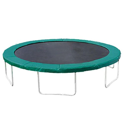 Trampoline Safety Pad 12 Ft Green Batesxzdfszfegeqgzxz
