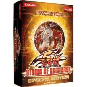 YuGiOh 5Ds Storm of Ragnarok SE Special Edition Pack Random Promo Card