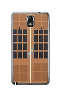 YuBingo Open the Door for Opportunities Mobile Case Back Cover for Samsung Note 3