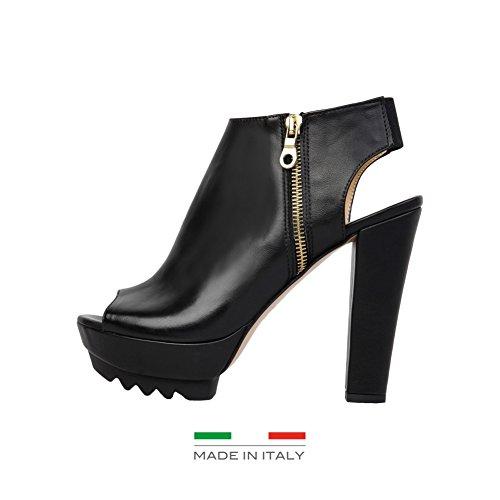 Versace 1969 scarpe sandali Nero VIVIANE, Taglia: 41