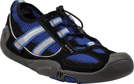 Sperry Top-Sider Men's SON-R Feedback Bungee Watershoes - Black/ Blue 10.5 - M