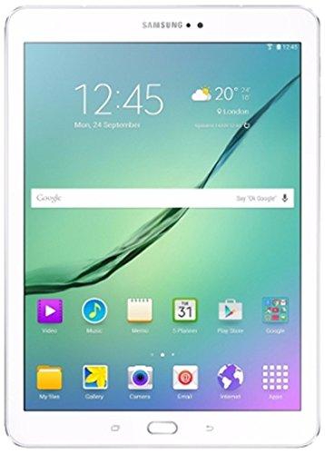 """Samsung Galaxy Tab S2 SM-T810N - Quad 1.9GHz + Quad 1.3GHz, 9.7"""" 2048x1536 Super AMOLED, 802.11 a/b/g/n/ac, Wi-Fi Direct, Bluetooth 4.1 BLE, GPS, GLONASS, Android 5.0"""