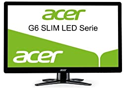 Acer G246HLBBID 24 inch Widescreen LED Monitor