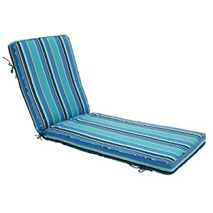 Sunbrella Outdoor Chaise Lounge Cushion 75x22x3