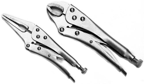 Images for Tradespro 836602 Jaw Locking Pliers, 2-Piece