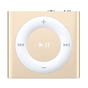 Apple iPod shuffle 2GB 第4世代 2015年モデル ゴールド MKM92J/A