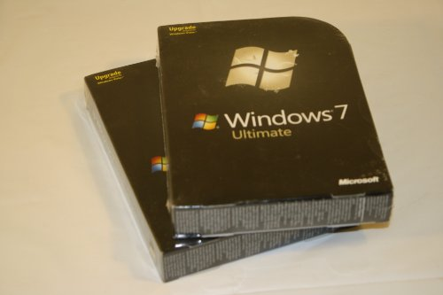 NEW Windows 7 Ultimate Upgrade (Software)