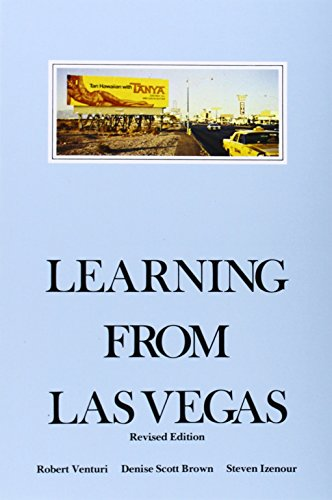 Learning from Las Vegas - Revised Edition: The Forgotten...
