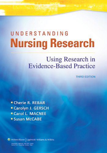 Understanding Nursing Research: Using Research in Evidence-Based Practice