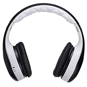Soul Electronics SE5BLK Elite High Definition Active Noise Canceling Headphones (Black)- (Discontinued by manufacturer)