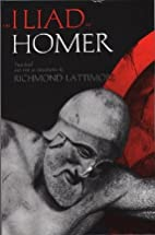The Illiad of Homer - Translated and with an…