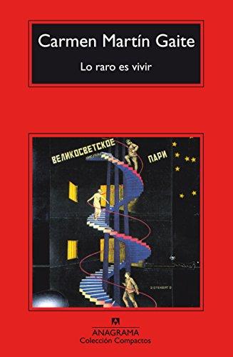 Lo Raro Es Vivir descarga pdf epub mobi fb2