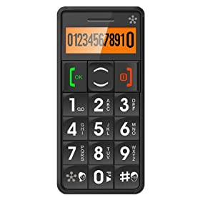 Easy to Use Unlocked Cell Phone