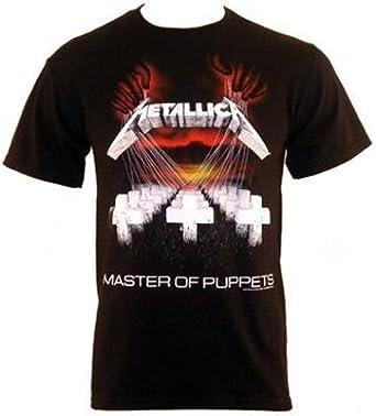 Metallica : Master of Puppets Tee-Shirt Homme